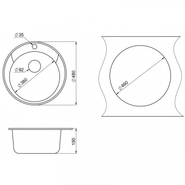 размеры-кухонной-мойки-Granula-ST-4802