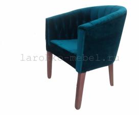 кресло Мишель в велюре Velvet Lux