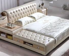 кровать 19 белая
