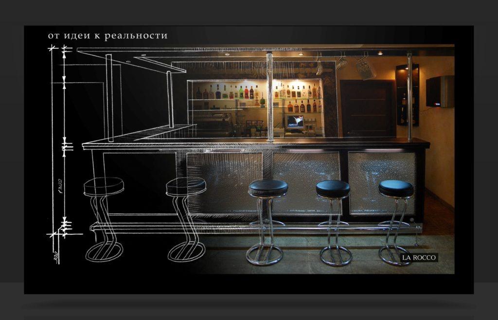 Ла Рокко мебель на заказ
