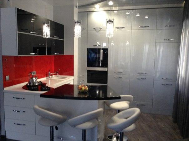 Стильные кухни в Волгограде