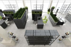 Офисная мебель в Волгограде на заказ