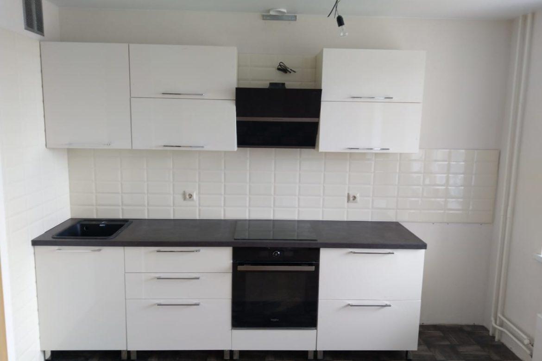 Кухни в Волгограде - белые глянцевые кухни недорого.