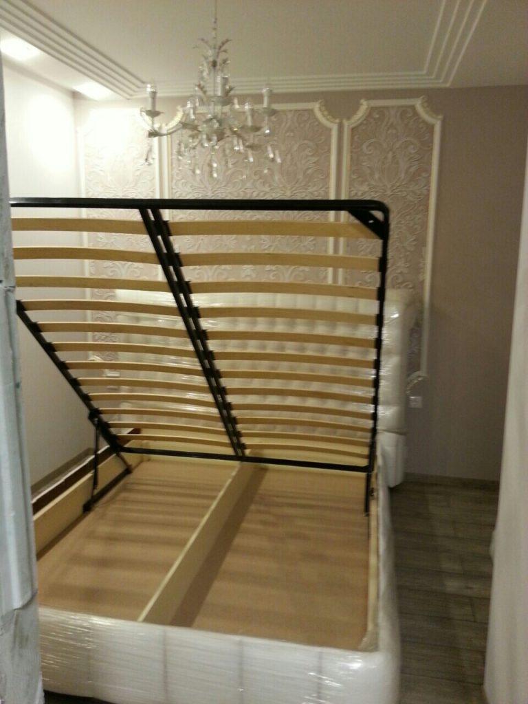 двухспальные кровати с подъемным механизмом в Волгограде