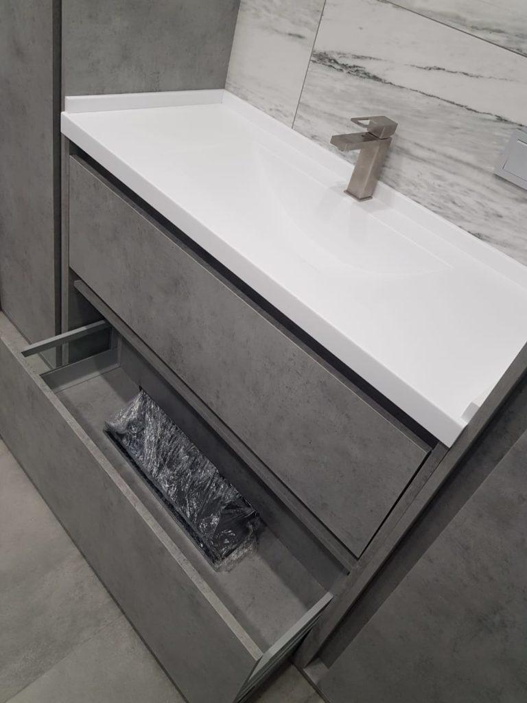 мебель для ванной тумбы