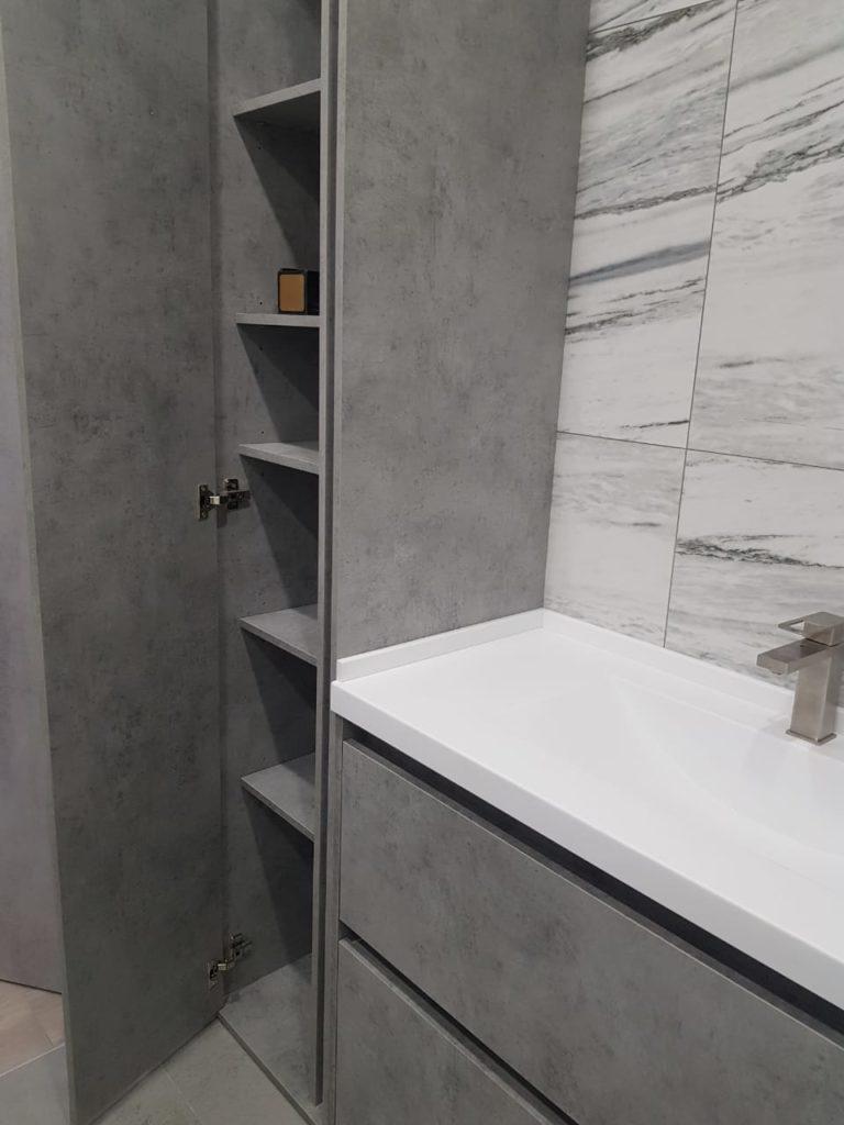 тумбы шкафы для ванных комнат
